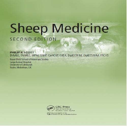 417474 - کتاب مفید وپرکاربرد طب گوسفند